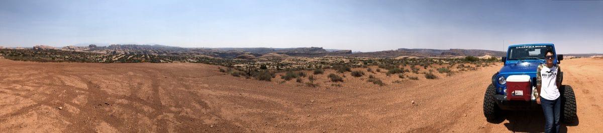 Apophis in Moab